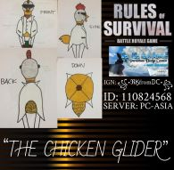 THE CHICKEN GLIDER