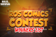 RoS Comics Winners!