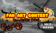 【Contest】Halloween Fan Art! (Rewards)