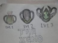 The Xeno Backpack Set
