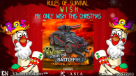 ROS Christmas Wish. Entry with Letter.