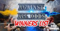 "Winners from ""Against All Odds!"""