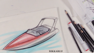 SIMPLE SPEEDBOAT