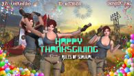 Happy Thanksgiving !!! Rules of survival