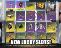 Lucky Slots now on ROS