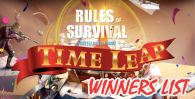 "Winners of ""Time Leap!"" Contest!"