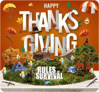 Happy Thanks Giving to all and ROS
