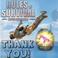 Thank You Rules of survival !!!!!