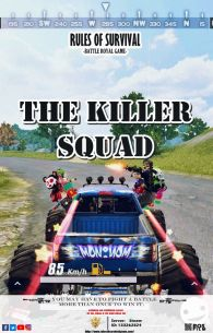 Rules of Survival: The Killer Squad Movie