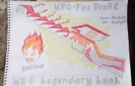 Time Leap - WRO Fire Drake (1st WRO Legendary Look)