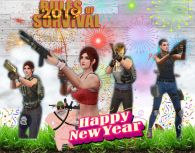new year event