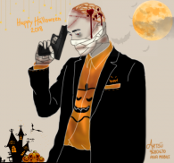 Halloween Fan Art