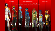 RIVER'S 7. Rules Of Survival MOVIE POSTER