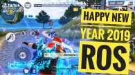 Happy new year Rules of survival 2019