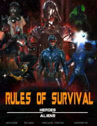 Rules of Survival Heroes & Aliens