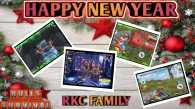 Rules of Survival New Years Blast