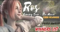 "Winners of ""RoS Movie Poster"" Contest!"