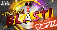 "Winners of ""New Year Blast!"" Contest!"