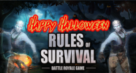 HAPPY HALLOWEEN RULES OF SURVIVAL