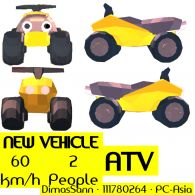 "Time Leap ""Vehicle Design"" (ATV)"