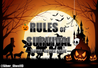 R.O.S. Halloween Theme Wallpaper