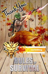 RoS Thanksgiving Contest!