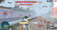 Rules Of Survival: Port To Escape