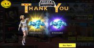 Lucky Top-Up Thanks You Rules of Survival