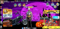 Happy Halloween to rules of survival