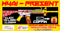 CLICK TO SEE FULL IMAGE | M4A1-PRESENT IS HERE!! | LIMITED