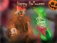Ros Halloween Art Contest Please Support mine! :D