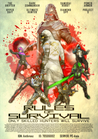 Rules of Survival: Only Skilled Hunters Will Survive