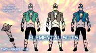 ELEMENTAL SUITS AND CLUB