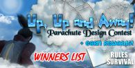 "Winners of ""Up, Up and Away"" Contest!"