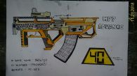 MP-7 Advance (future gun)