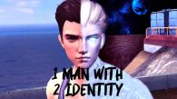1 Man with 2 Identity