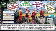 Rules of Survival New year Blast!